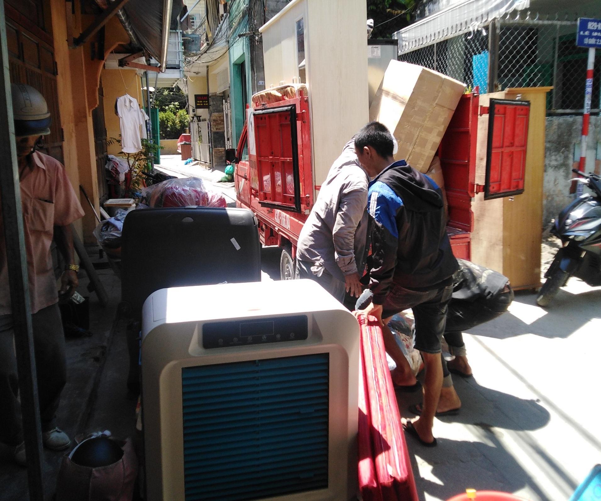 Số Điện Thoại Xe Chở Đồ Chuyển Nhà Chuyển Văn Phòng Giá Rẻ Tại Đà Nẵng 02