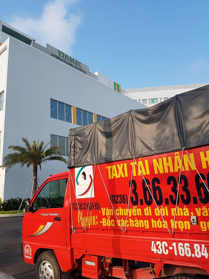 Xe Taxi Tải Chuyển Nhà Trọn Gói Giá Rẻ Tại Đà Nẵng 04