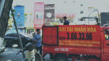Số Điện Thoại Xe Chở Đồ Chuyển Nhà Chuyển Văn Phòng Giá Rẻ Tại Đà Nẵng