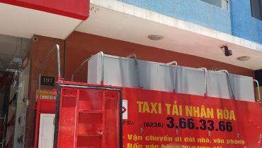 Số Điện Thoại Xe Taxi Tải Chở Hàng Chuyển Trọ Giá Rẻ Tại Đà Nẵng