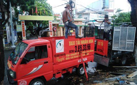 Xe Taxi Tải Chở Hàng Giá Rẻ Tại Đà Nẵng